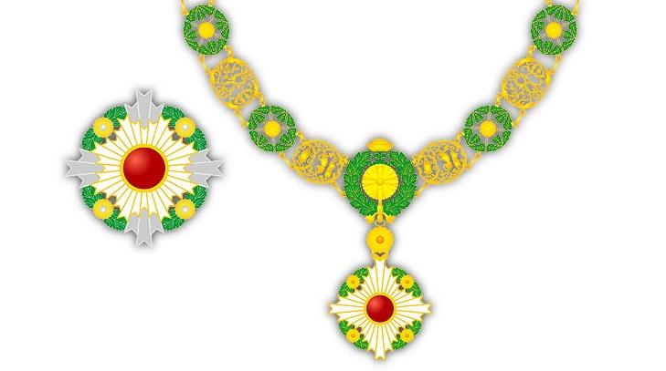Высший орден Хризантемы