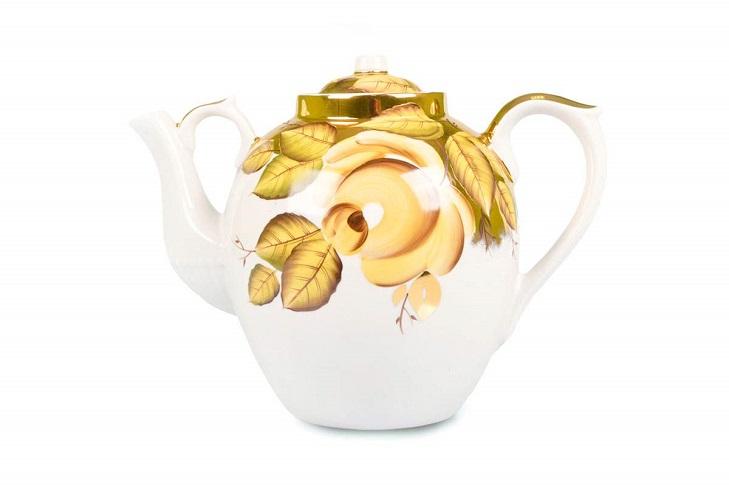 Заварочный чайник Дулевский фарфор