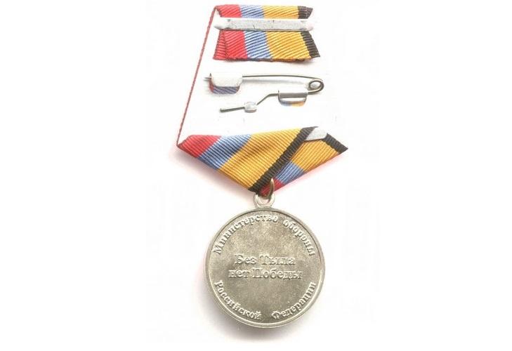Кто был награжден медалью «Генерал армии Хрулев»