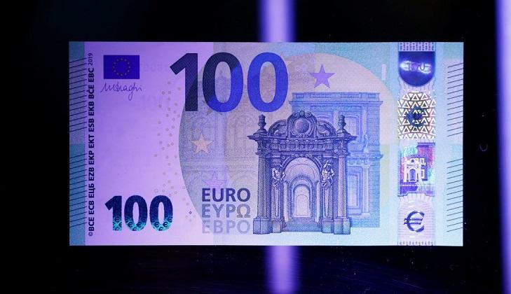 Проверка подлинности новых евро