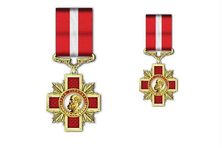 Орден Гиппкората в Украине