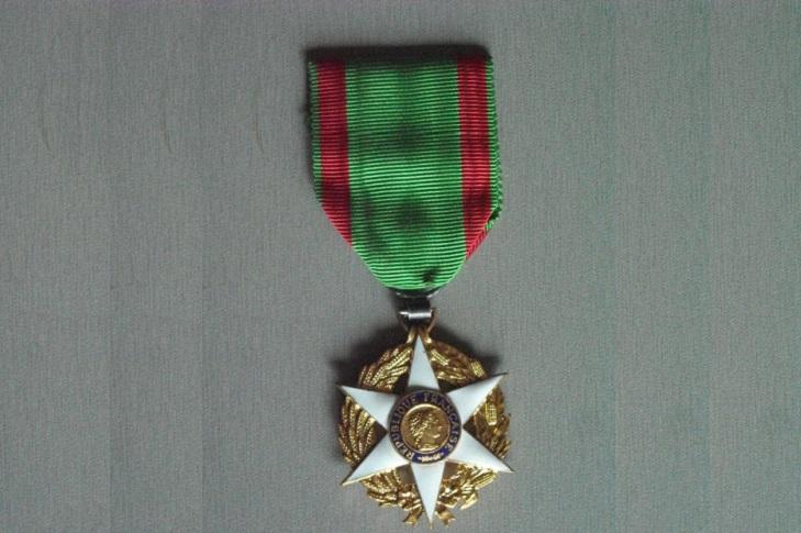 Орден за достижения в сельском хозяйстве