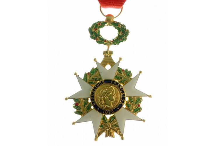Офицер ордена Почетного легиона