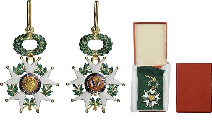Кавалер Ордена Почетного легиона