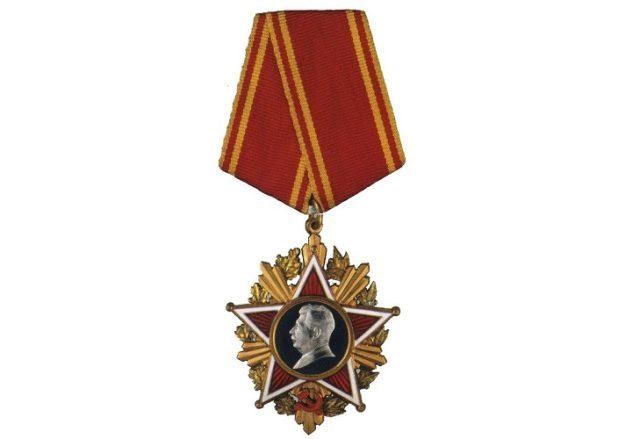 Ордена Сталина
