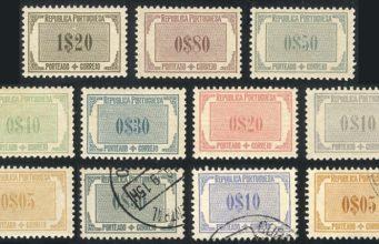 Почтовые марки Португалии