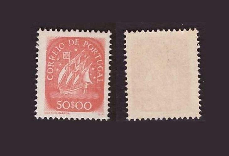 Почтовые марки Португалии Каравелла