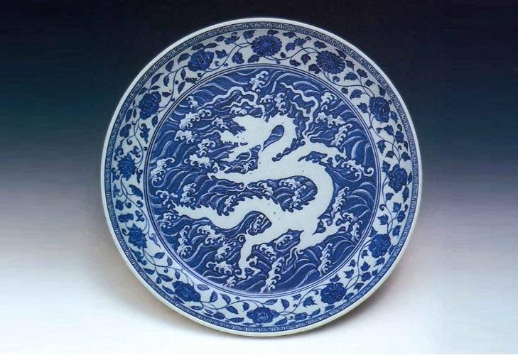 Китайские тарелки династии Сун