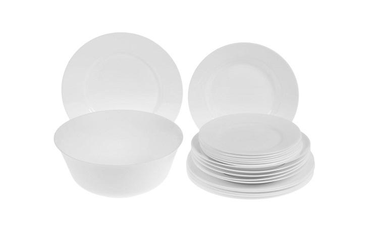 Наборы глиняных тарелок