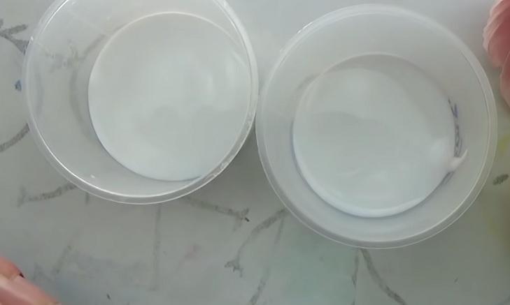 Приготовление холодного фарфора пошагово