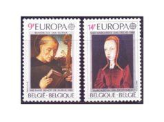 Почтовые марки Бельгии