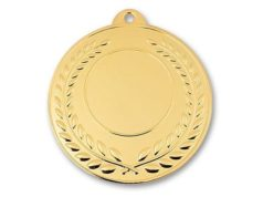 Из чего состоит медаль