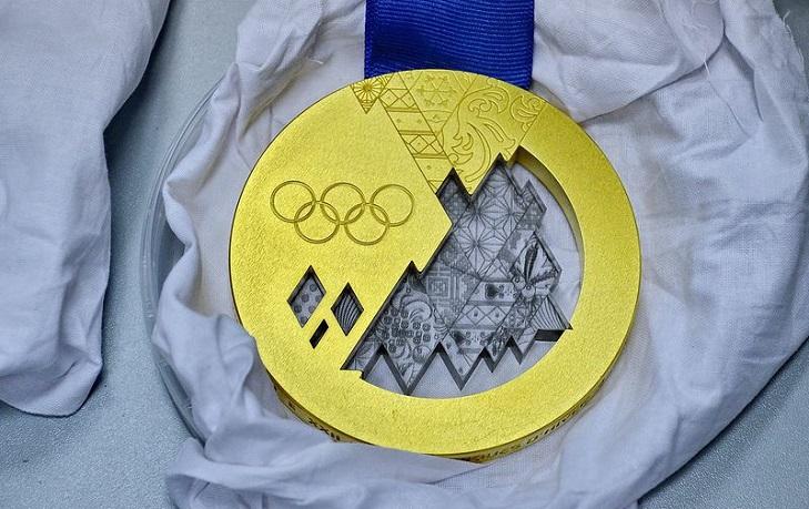 Изготовление медали (литье)