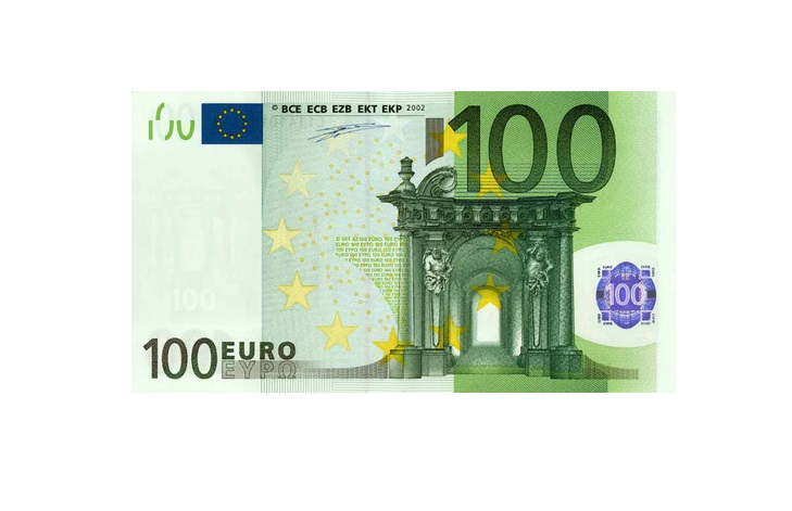 100 евро