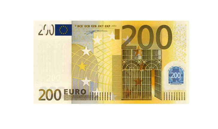 200 евро