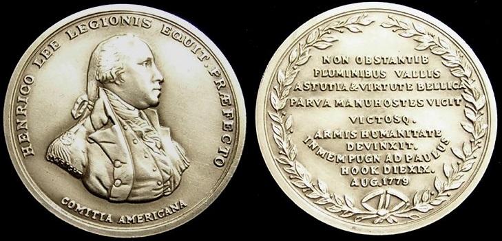 Медаль Конгресса Генри Ли