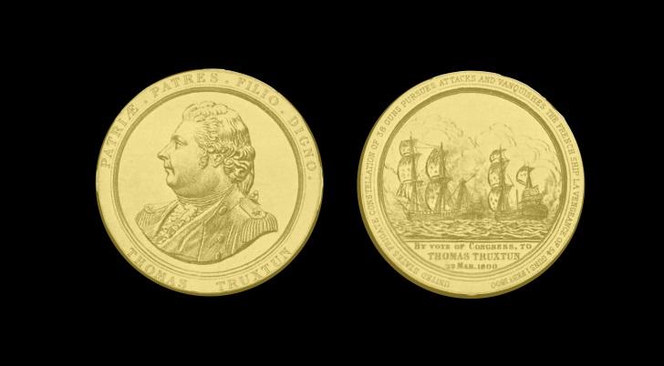 Медаль Конгресса Томаса Тракстона