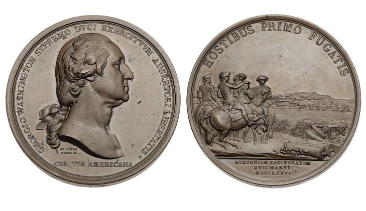 Медаль Конгресса Джорджа Вашингтона