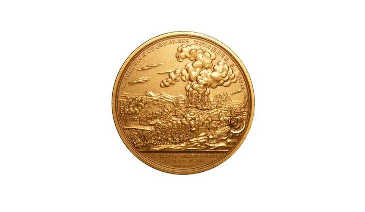 Золотая Медаль Конгресса