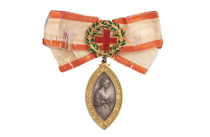 Медаль милосердия имени Флоренс Найтингейл