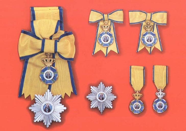 Орден Добродетели Звезда