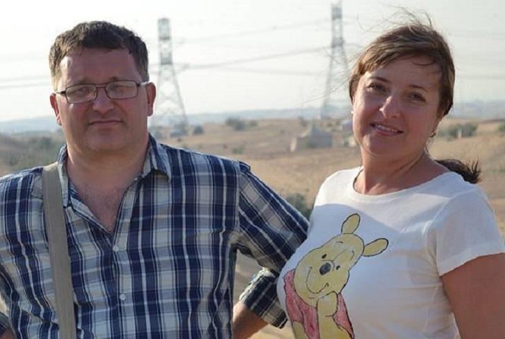 Елена Кулиш и Владимир Алехин