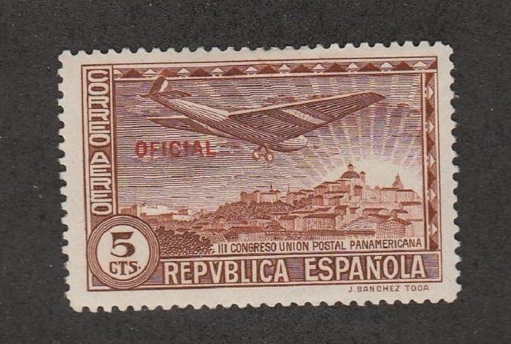 Испанские марки периода Республики