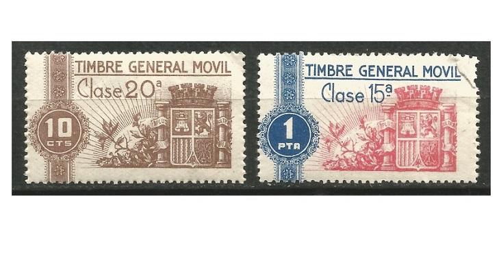 Марки Испании 1905 года