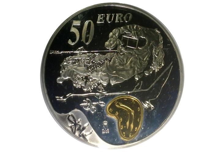 50 евроцентов Испания