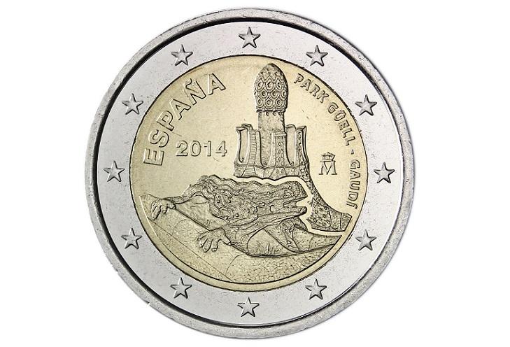 Юбилейные монеты Испания