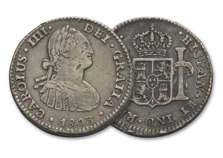 Монета реал