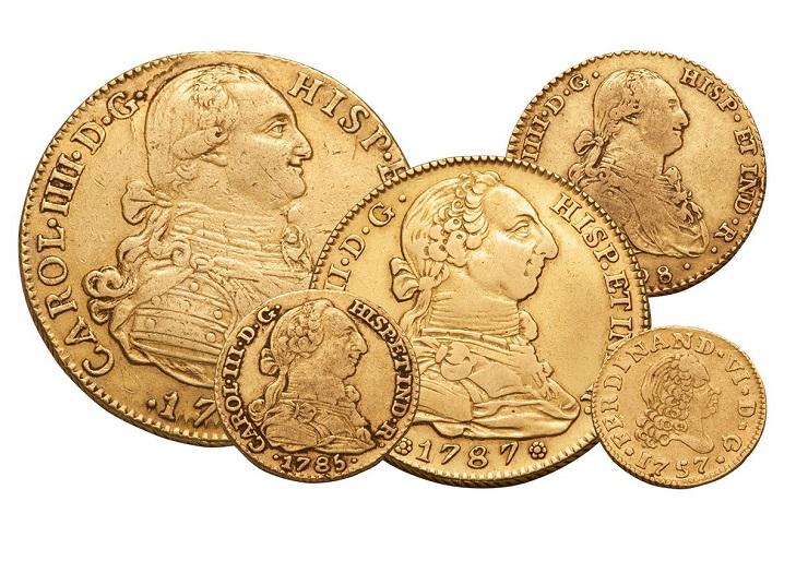 Монета эскудо Испания