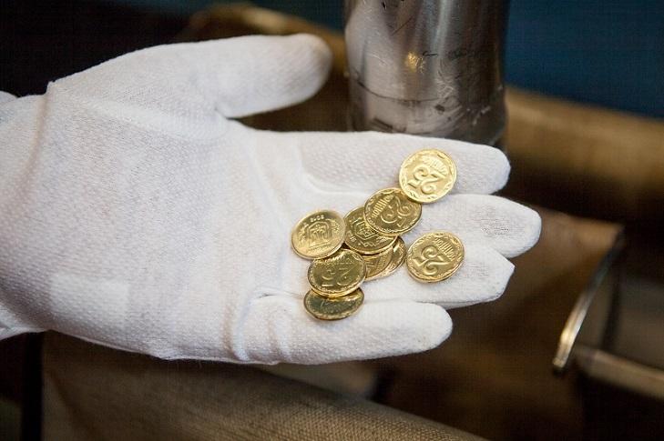 Аукционы монет в Украине