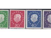 Каталог почтовых марок Германии