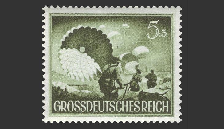 Парашютные войска Третьего Рейха