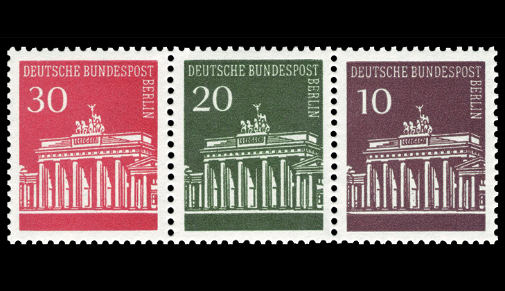 Почтовые марки ФРГ