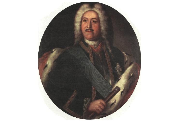Михаил Голицин