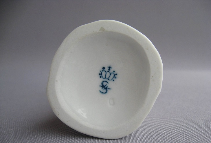 Клеймо Sitzendorfer Porzellanmanufaktur