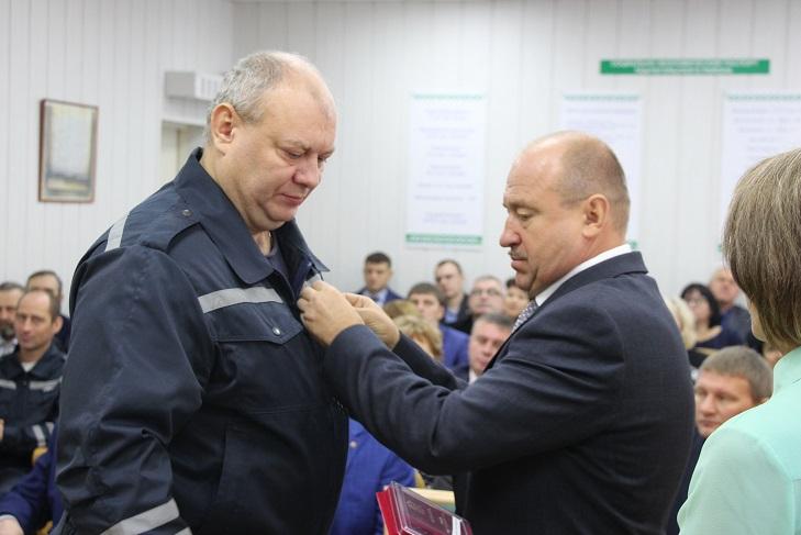 Кому вручается медаль «За служение Кузбассу»