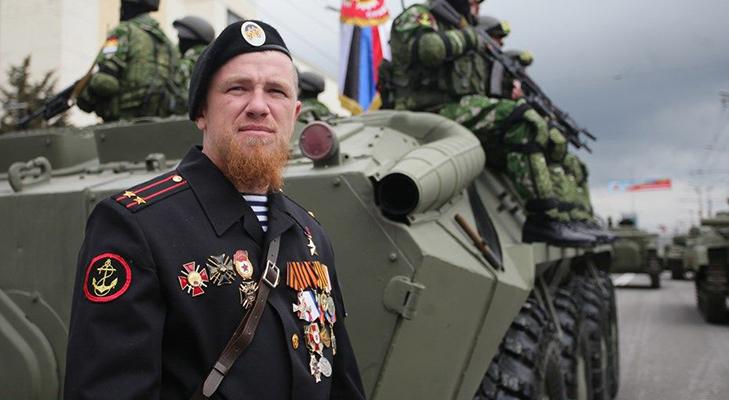 Арсен Павлов - Моторола