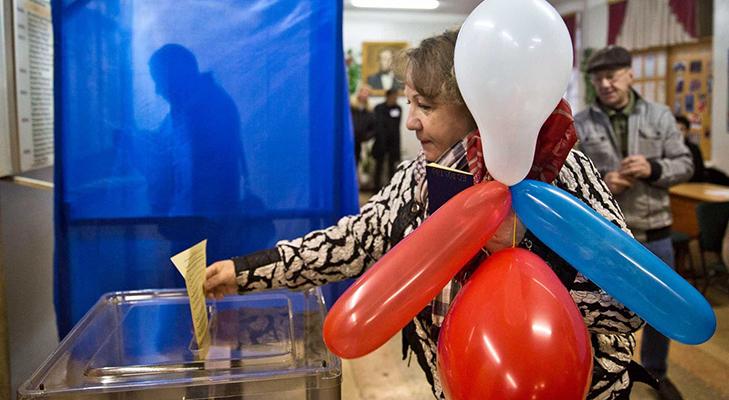 Референдум в Крыму в марте 2014