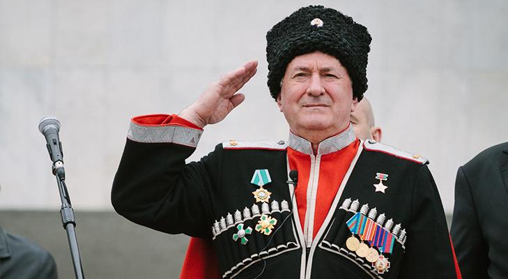 Николай Додула – атаман Кубанского казачьего войска