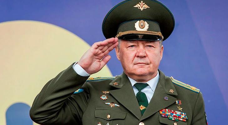 Александр Маргелов – полковник, Герой России