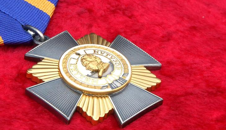 Орден Кутузова Россия