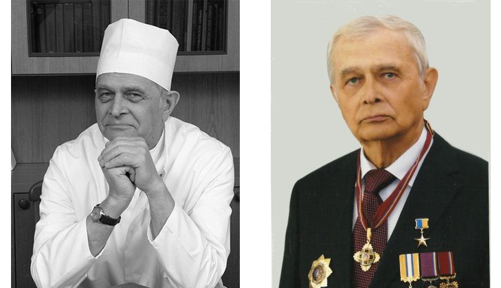 Григорий Бондарь - кавалер V степени Ордена Ярослава Мудрого