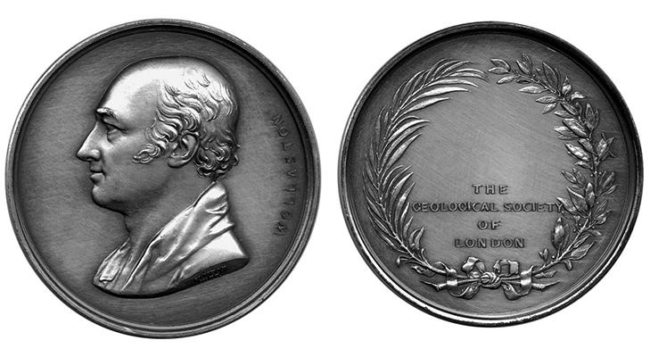 Медаль Волластона