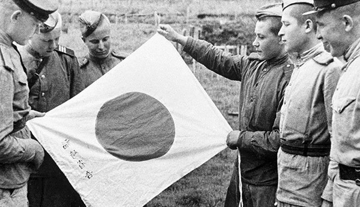 Особенности японской военной кампании