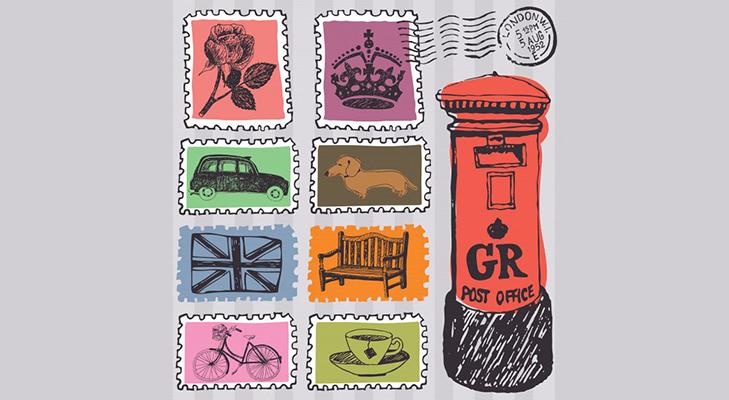 Современные векторные марки