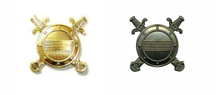 Знаки функционального предназначения для сотрудников ОВД со специальными званиями внутренней службы