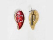 Значок донора «Капля крови»